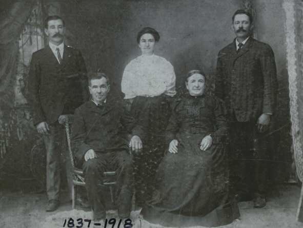 Peter Paul Roos and Susanna Altmeyer family